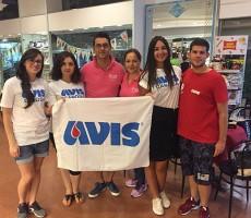 Avis Canosa: iniziativa del gelato per chi dona in estate