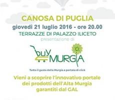 Il GAL Murgia Più presenta Buy Murgia, il portale delle eccellenze murgiane marchiato GAL