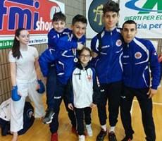 Inchingoli e Marzullo qualificati ai Campionati Italiani di Karate. Sinesi bronzo al Trofeo Puglia
