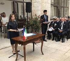 Celebrato in Prefettura il 71esimo anniversario della nascita della Repubblica Italiana