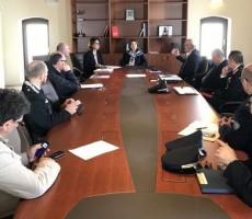 Riunito in Prefettura il Comitato Operativo per la Viabilità in vista delle prossime festività