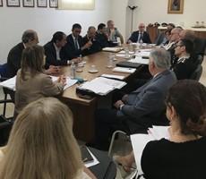 Riunito in Prefettura il Comitato Provinciale per l'Ordine e la Sicurezza Pubblica