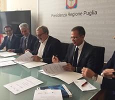 ECRIME E ESECURITY - Sottoscrizione protocollo d'intesa tra Regione Puglia e Università di Trento