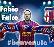 Fabio Falco è un nuovo giocatore dell'Apulia Food Canosa