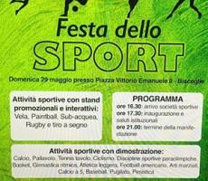 Bisceglie: Festa dello sport