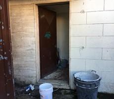 Iniziati i lavori di ristrutturazione dei bagni pubblici ubicati nella villa comunale