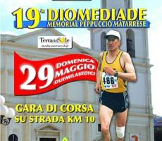 """A Canosa la 19^ Diomediade """"Memorial Peppuccio Matarrese"""""""