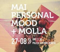 Estate Canosina, continuano i concerti: Molla e Mai Persona Mood in Piazza V. Veneto