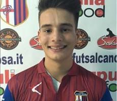 Nicola Sciannamea selezionato nella Rappresentativa Regionale Puglia