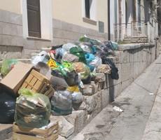Elia Marro: continuano i problemi di conferimento rifiuti a Canosa