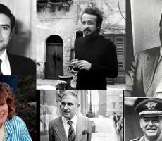 Toponomastica: lunedì 29 maggio alle 10 intitolazione di alcune strade di Canosa alta agli eroi vittime della mafia