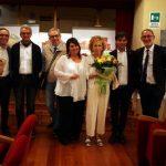 La storia del teatro pugliese a Canosa: bagno di folla all'inaugurazione della mostra e alla presentazione del libro; prorogata la chiusura a domenica 28 maggio