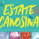 Estate Canosina 2017: ecco il cartellone degli appuntamenti culturali promossi dall'Amministrazione comunale