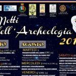 Le Notti dell'Archeologia 2017 – Programma completo delle iniziative estive a Canosa di Puglia (BT)