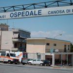 Riconversione dello stabilimento Ospedaliero di Canosa