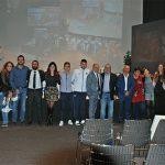 Premiazione agonisti Aquarius al Gran Galà Fin Puglia per le eccellenze del nuoto