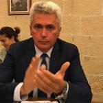 L'assessore all'Agricoltura, Francesco Lops, interviene sul tema dell'irrigazione nell'Agro di Loconia