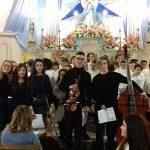 """Il """"Coro Euterpe"""" annuncia il Santo Natale nella chiesa dell'Immacolata"""