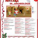 Natale in Archeologia 2017 – Il programma completo delle attività natalizie a Canosa di Puglia (BT)