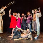 ANFITRIONE di Teresa Ludovico – Inaugura la rassegna teatrale di Teatri di Bari al teatro Lembo di Canosa