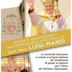 II Anniversario ordinazione episcopale Vescovo di Andria