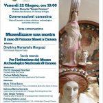 Il Rotary Club Canosa per l'istituzione del Museo Archeologico Nazionale di Canosa