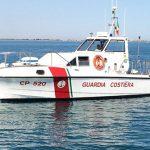 Nuova destinazione per la motovedetta della Guardia Costiera CP 520