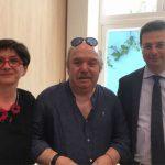 L'assessore alla Cultura e Spettacolo, Mara Gerardi, presenta l'Estate Canosina 2018