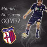 #FutsalMercato Manuel Nazzareno è un nuovo giocatore dell´Apulia Food Canosa
