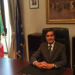 Insediamento del nuovo Prefetto della provincia Bat dott. Emilio Dario Sensi