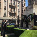 Il Prefetto Sensi partecipa alle celebrazioni per il 75° anniversario della resistenza all'occupazione nazista
