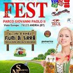 """Sabino Matera: tutto pronto per il """"September Fest Andria 2018"""""""