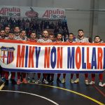 Terza sconfitta consecutiva per l'Apulia Food Canosa: la Junior Domitia vince 4-6!