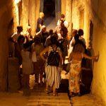 Passeggiata alla scoperta del sottosuolo di Canosa: le tombe dei principes dauni