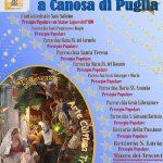La Strada dei Presepi a Canosa di Puglia