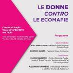"""Fidapa: convegno su """"Le Donne contro le Ecomafie"""""""