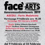 4 artisti pugliesi all'XI edizione di Face'Arts