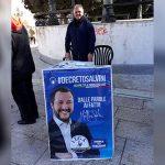 La Lega Salvini Canosa di Puglia soddisfatta per la raccolta firme…Oltre 150 persone