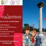 Innamorati dell'archeologica: tour il giorno di San Valentino a Canosa