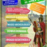 Pasquetta 2019 a Canosa: archeologia ,natura e gastronomia