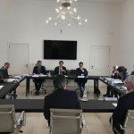 Prima Riunione Tecnica di Coordinamento delle Forze di Polizia con il nuovo Questore di Bari