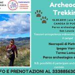 Archeotrekking immersi nella natura e nell'archeologia a Canosa