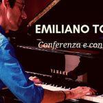 Emiliano Toso a Foggia in una duplice conferenza – concerto, agli Ospedali Riuniti e all'auditorium Santa Chiara