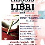 Presentazione del libro BATTITI PER GABRIELLA, di Rossella Pompilio il 24 maggio presso La Prèule – Food Heritage in Corso Garibaldi, 88