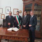 Il Ministro Bonisoli a Canosa candidata a Patrimonio dell'Unesco