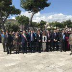 Celebrato a Barletta il 73° Anniversario della Repubblica Italiana