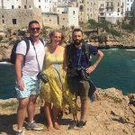 Blog tour di due influencer americani nelle due regioni