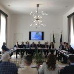 Il Capo Dipartimento della Protezione Civile Nazionale a Barletta per un tavolo tecnico sul terremoto