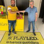 Playled è il nuovo Main Sponsor della Futsal Canosa