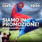 Pochi dubbi: Il Canosa Calcio torna in promozione